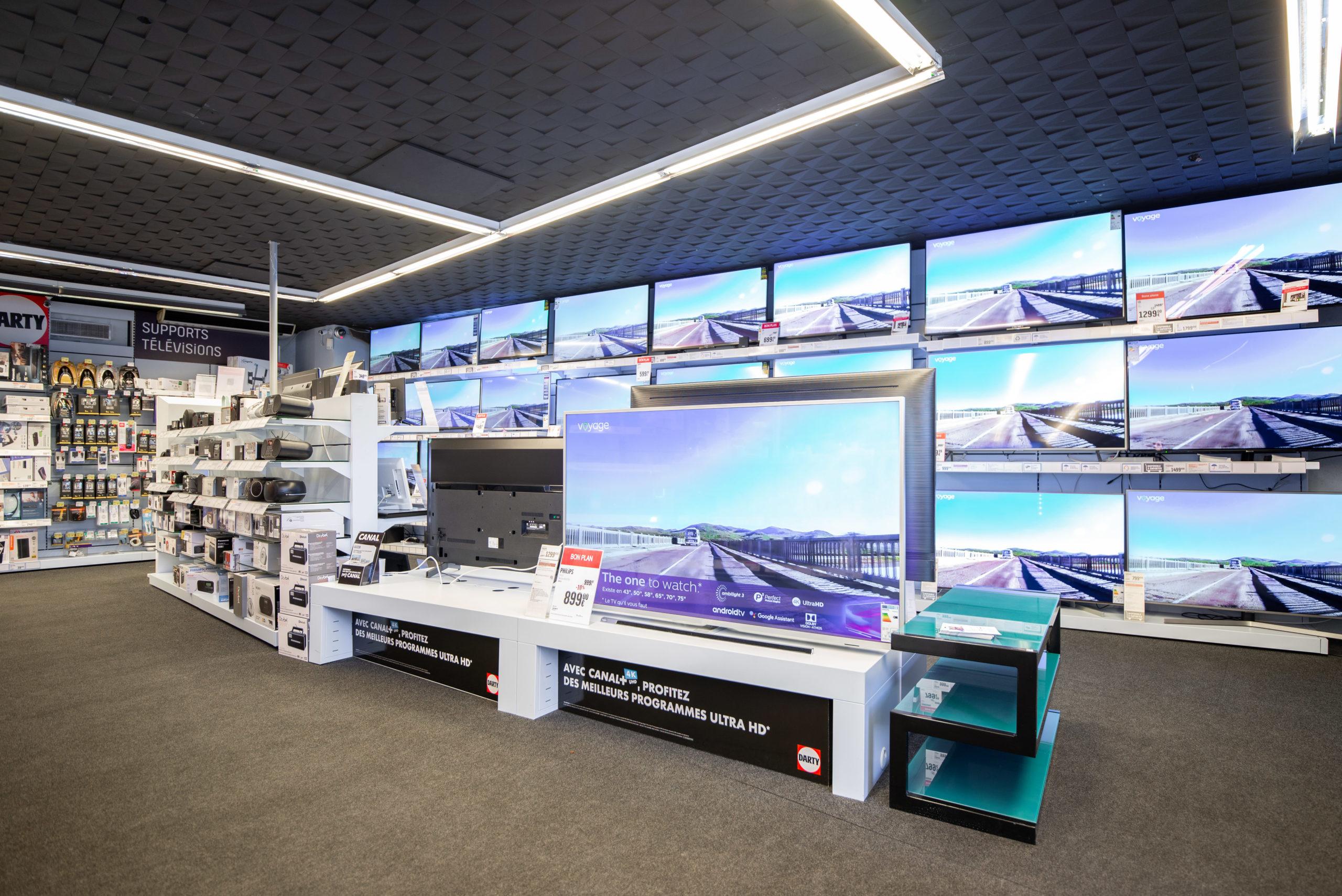magasin apt tv etablissements parfait, apt, carpentras, électroménager, télévision, tv, audio, téléphone, informatique, darty